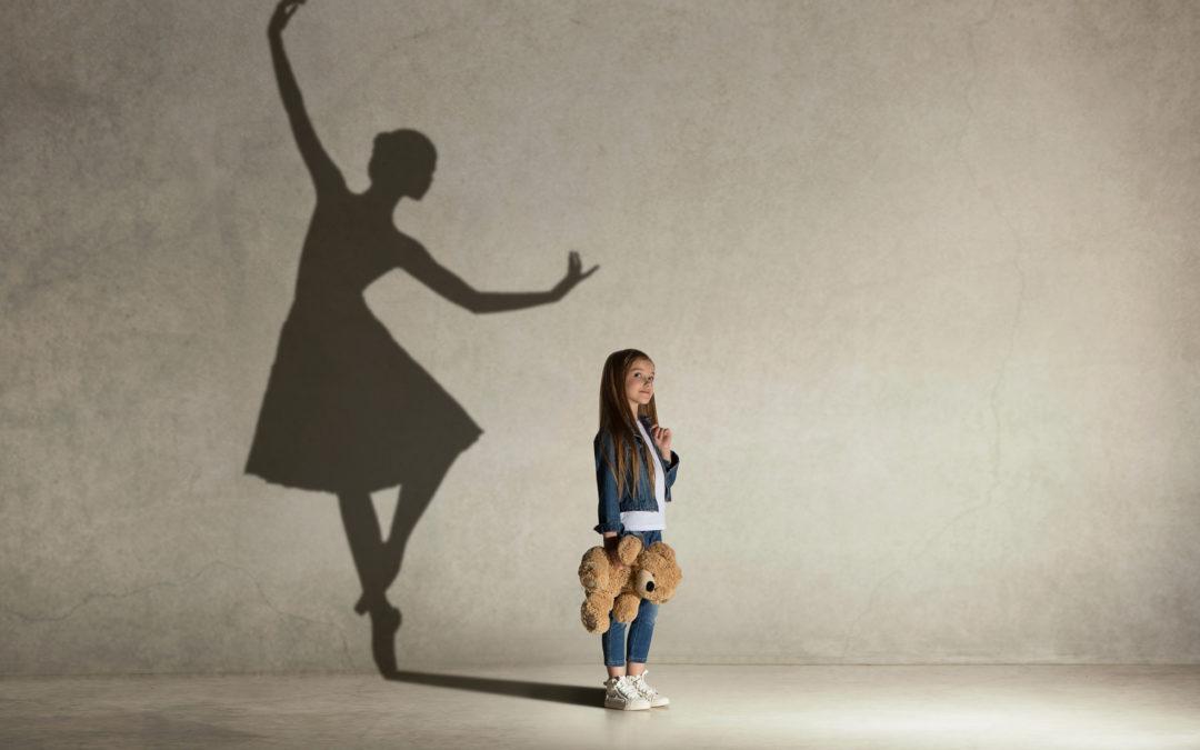 Mädchentraum Ballerina
