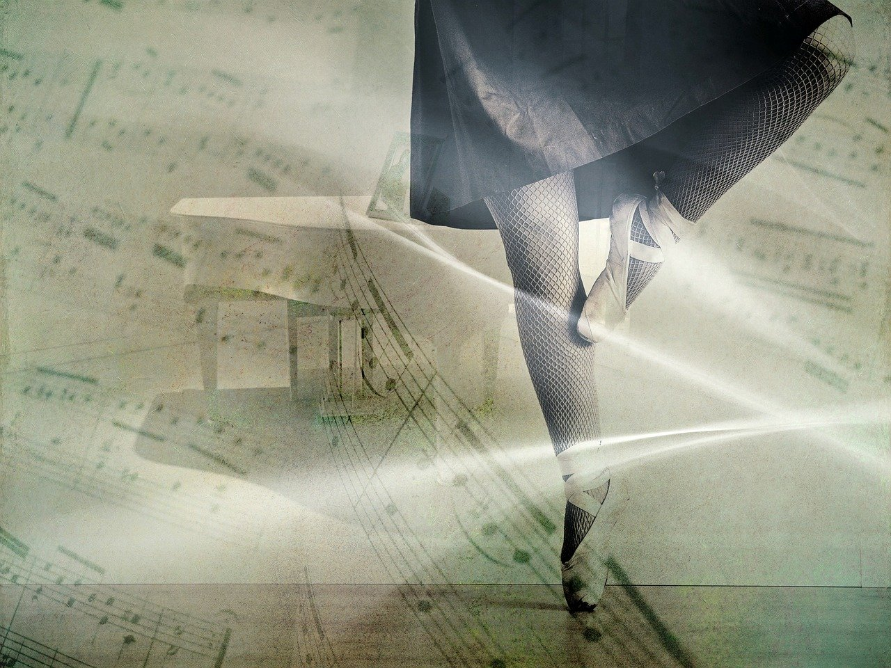 Tanz Ballett - Über mich: Kerstin Anne Bosker